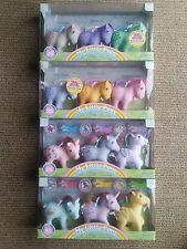 My Little Pony Rare Retro 25th Anniversary Re-Releases Full Set