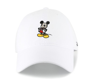 Disney Mickey Adult Baseball Cap with embroidered logo