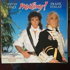 MUTINY - Original London Cast LP featuring David Essex & Frank Finlay