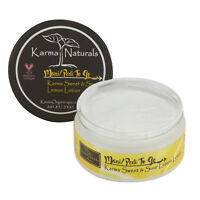 Natural Lemon Lotion–Essential oils for flawless Glowing & Balanced Skin Complex