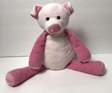 "Scentsy Buddy Penny Pig Pink Plush Stuffed Animal Soft 15""  FREE SHIPPING !"