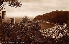 A436) NOLI SAVONA PANORAMA DEL CASTELLO