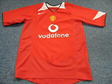 NIKE TOTAL 90 MANCHESTER UNITED FOOTBALL SOCCER JERSEY SIZE YOUTH M futbol