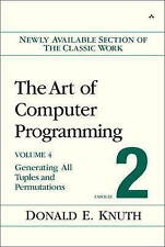 The Art of Computer Programming, Volume 4, Fascicle 2: Generating All Tuples and