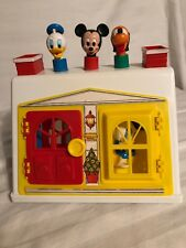 Disney Babies 1985 Activity Play Center. Baby Toddler Toy. Vtg. Interactive.