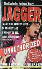 MICK JAGGER (ROLLING STONES) 1994 BOOK