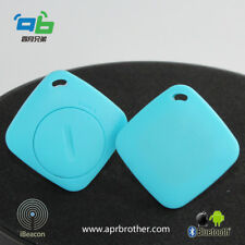 2 pcs UUID switchable Smart BLE iBeacon& Eddystone beacon ABKey01