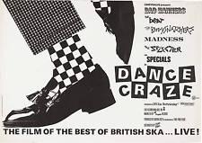 "The Specials Dance Craze 16"" x 12"" Photo Repro Concert Poster 2"