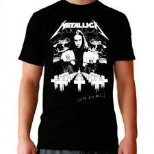 Camiseta hombre Cliff´em all t shirt men hard rock heavy metalhead