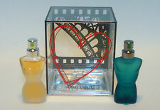 JEAN PAUL GAULTIER Classique + Le Male 3.5 ml 0.11/each floz gift box s valentin