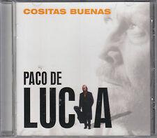 Paco de Lucia/cositas Buenas (nouveau)