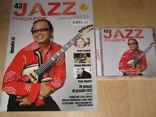 Jazz Magazine 43 Italiano + CD-Kenny Wheeler-Steve Khan-Terje Rypdal