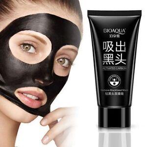 BIOAQUA Activated Carbon Blackhead And Acne Remover Peel Face Mask