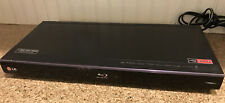 LG BD550 Blu-Ray Player With Remote Used With Care Tested