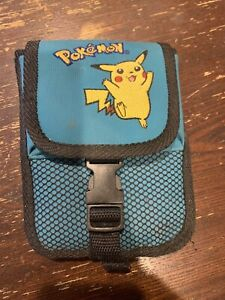 Pokemon Pikachu Gameboy/Gameboy Color Carrying Case