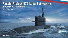 Dream Model 1/700 #70004 Russian Project 677 Lada Submarine