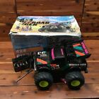 Radio Shack Radio-Controlled 4x4 OFFROAD TIGER - Cat. No. 60-4113 - AS-IS -