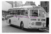 ab0112 - Scottish Bluebird Midland Coach Bus - DSN 490 - photograph