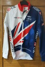 Great Britain Team Issue Cycling Jacket World Championships, Size Small