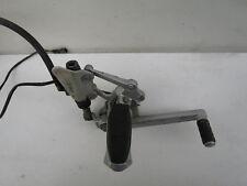 RH FOOT CONTROL SET  BRAKE MASTER BMW R1100S 05 PART 46712331235 / 35217661755