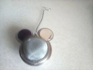 Disney Mickey Mouse Ears Stainless Tea Strainer