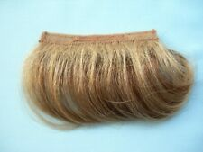 Transferable Hair Fringe/Bangs - Dark Blonde & Hazel