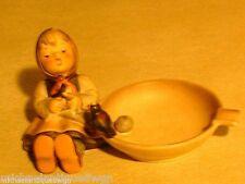 "Vintage Hummel Stylized Bee Mark  #62 ""Happy Pastime"" Figurine"