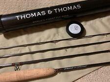 Thomas & Thomas Esp 804-4 Fly Rod, 8', 4 Wt, 4 Piece Excellent Mint Nr
