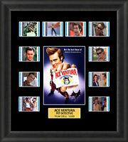 Ace Ventura Pet Detective Framed 35mm Film Cell Memorabilia Filmcells Movie Cell