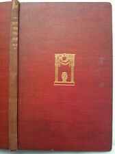 LAURENCE STERNE.A SENTIMENTAL JOURNEY THROUGH FRANCE AND ITALY.H/B 1902