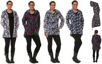 Womens Printed Kagool | Parka Rain Coat | Festival Packa Jacket