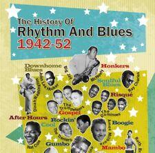 History of Rhythm and Blues 1942-1952 4CD