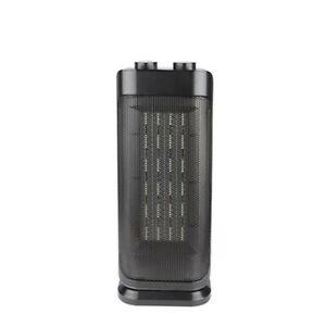 Lasko 5309 Portable Electric 1500W Room Oscillating Ceramic Tower Space Heater