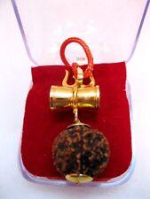 Shiva Shiv Shakti Rudraksha Kavach Pendant hindu vastu yantra~Free shipping