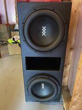 Re Audio Subwoofer XXX's 12's