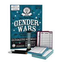 Gender Wars Party Christmas Family Trivia Quiz Questions Games Boys vs Girls