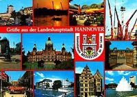 Hannover , Ansichtskarte ; ungelaufen