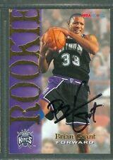Brian Grant Basketball Auto 1994-95 Skybox '94 Signature Autograph Card #368