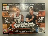 2020 Prizm Draft Picks Basketball MEGA BLASTER BOX CELLO PACKS panini