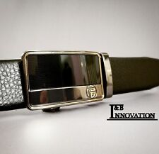 BEST QUALITY LEATHER BELT.SUPER SOFT, FLEXIBLE, PREMIUM LEATHER. THICK GLASS