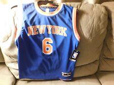 Kristaps Porzingis NY Knicks  6 Youth NBA Basketball Jersey Size Medium NEW 31b33615c