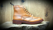 TRICKERS: Stow boots (Style 5634/2) Acorn Antique Size 12 NOW REDUCED!!!