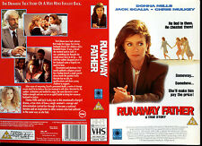 Runaway Father - Donna Mills - Video Promo Sample Sleeve/Cover #17821