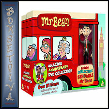 MR BEAN - 25TH ANNIVERSARY DVD COLLECTION ***BRAND NEW DVD BOXSET ***