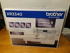 BROTHER XR3340 COMPUTERIZED SEWING & QUILTING MACHINE