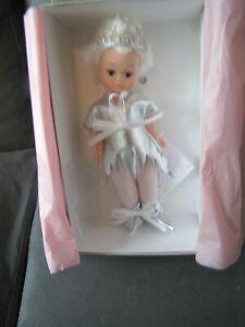 "Madame Alexander 8"" Frost Fairy Boy Doll"
