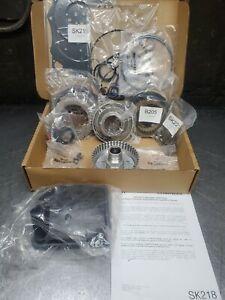 Original OEM  Mopar 68272623AB Transmission Master Rebuild Kit 62TE 06-17 PISTON