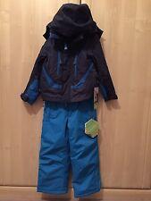 Ski Outfit, Mountain Life Kids Diego 3 In 1 Ski Jacket, Salopettes Age 3-4 BNWT