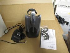 Plantronic Cs55 Wireless Headset With Accessories
