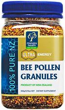 (11,96€/100g) BEE Blütenpollen Granulat BEE Pollen Granules Manuka Health 250 g